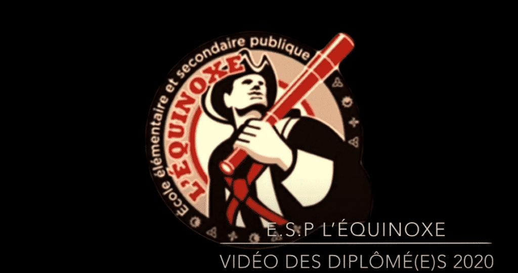 Vidéo des diplômé(e)s 2020